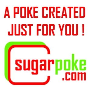 A sugarpoke for You