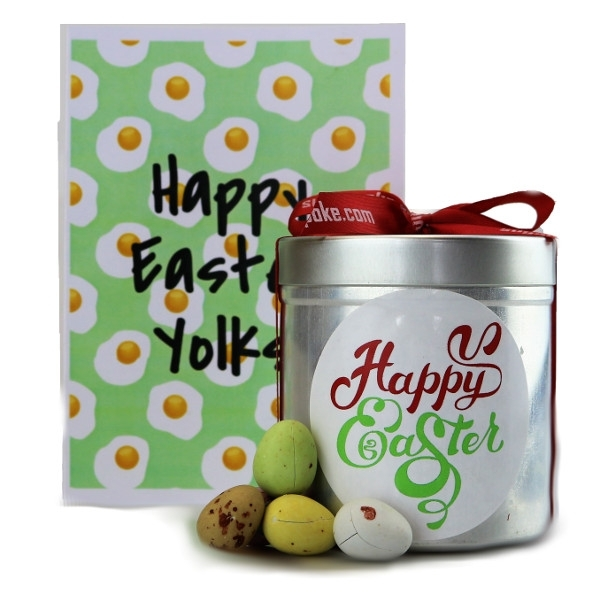 'A Happy Easter Tin!'