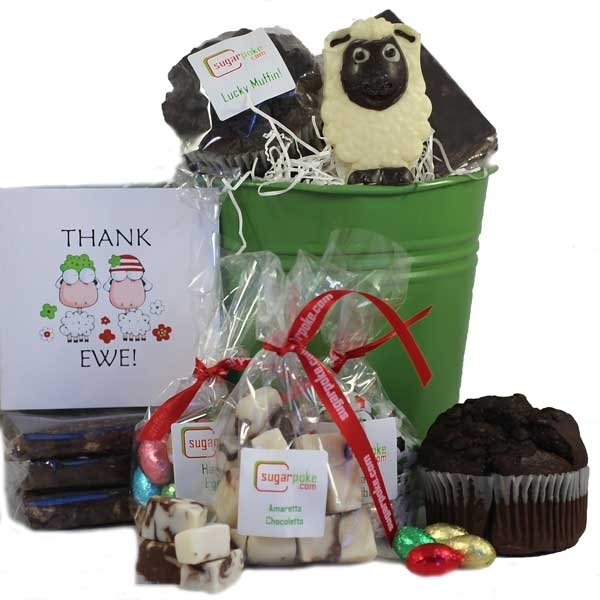Ewe're Simply The Best! Chocolate Tin