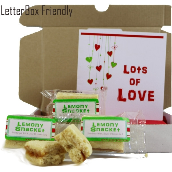 'Lemony Snackets! Promotional Offer £5.99!