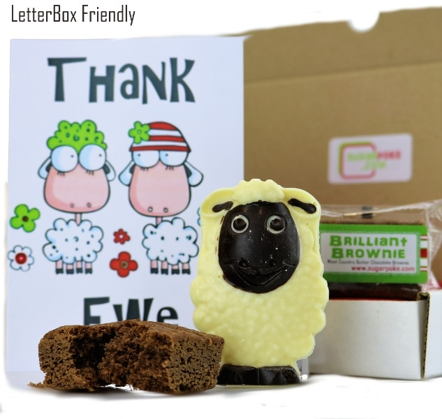 'Ewe're Brilliant'!